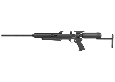AirForce Escape Air Rifle, Spin-Loc Tank