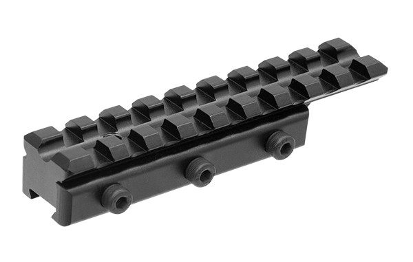 Dovetail to Weaver GEN2 Scope or Bipod Adapter
